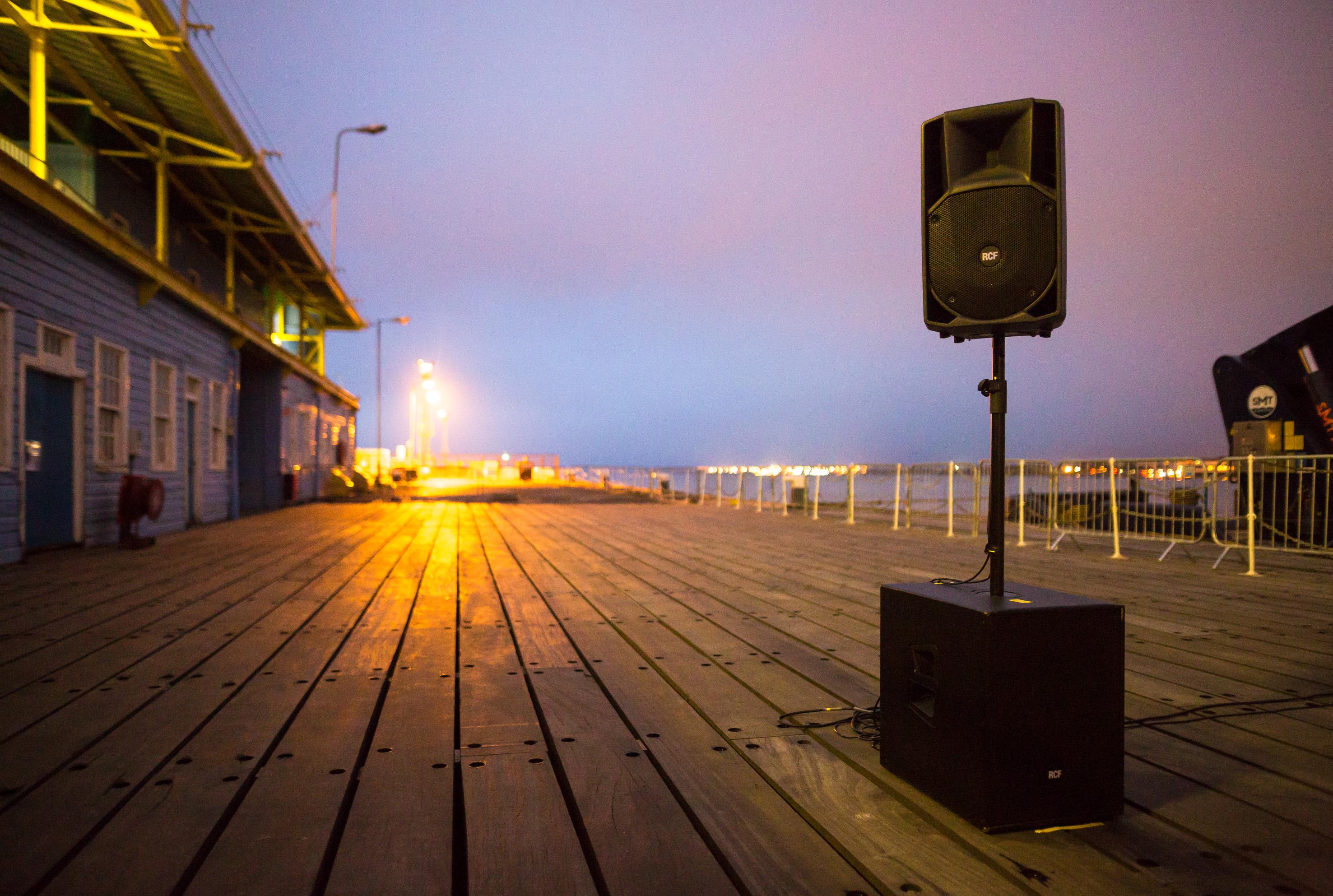 Estuary Festival at Tilbury Docks 16 September 2016